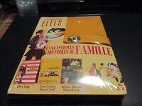 "POCHETTE 3 DVD NEUF ""JUNO / LITTLE MISS SUNSHINE / LES MOTS RETROUVES"""