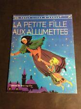Enfantina - La Petite Fille aux Allumettes - Un Petit Livre d'Argent - 360 - E1
