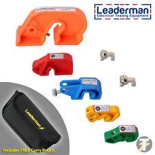 Leaderman Lock Out/Off Kit per unità di consumo MCB/RCD Isolante Interruttore LOM-K1