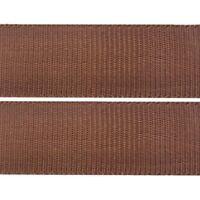 10 m Ripsband 10mm Webband Borte Zierband Nähen Scrapbooking Braun BEST C244