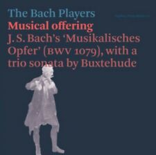 BACH MUSICAL OFFERING