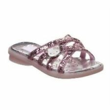 NEW Hello Kitty Toddler//Kid/'s Girls PVC Shoes Medium #311 Pink KT Face