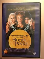 Hocus Pocus (DVD, 1999) Fast Shipping