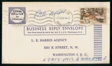 Mayfairstamps Cameroon 1958 Yaounde to LE Harris Agency Cover wwf_90597