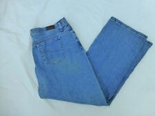 WOMENS LEE RELAXED STRAIGHT LEG JEANS SIZE 18x28 #W1230