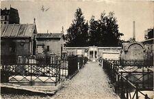 CPA PARIS 12eCimetiére Historique de Picpus-L'allée principale (322903)