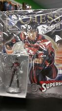 DC COMICS EAGLEMOSS CHESS COLLECTION PIECE + MAG #82 SUPERBOY WHITE PAWN SEALED
