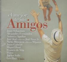 CD - El Mejor De Mis Amigos NEW Joan Sebastian Juan Gabriel Y Mas FAST SHIPPING!