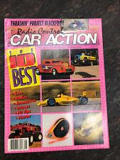 Vintage Radio Control Car Action magazine RCCA May 1989 RC