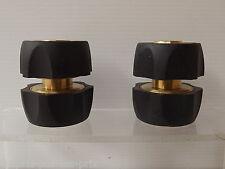 LOT de 2 Raccord réparateur Réparer ou Raccorder 2 tuyaux 15,5 a 19mm NEUF