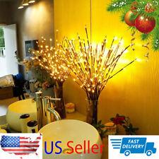 Simulation Branch LED Lights Flexible LED Branch Christmas light Branch Lamp top
