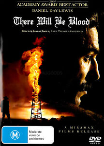 THERE WILL BE BLOOD - Rare DVD Aus Stock -Excellent