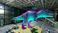 Ark PS4 PvE Official: High Stats and Rare Colored Giga Clones
