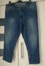 Marks & Spencer Relaxed Slim Crop Jeans Size 16. .Good Condition