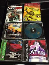 VIDEO GAMES PLAYSTATION 2 PLUS ONE
