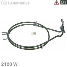 Resistencia Calefacción Aire Caliente CIRCULAR 2100w horno original Siemens