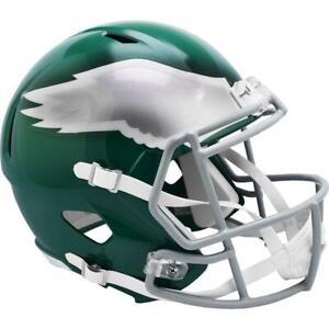 PHILADELPHIA EAGLES 1974-95 Riddell Throwback Replica Football Helmet