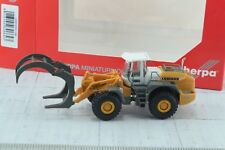 Herpa Liebherr L580 Wheeled Log Loader  HO 1:87 Scale