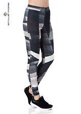 Atmungsaktive Knöchellange Damen-Fitnessmode mit Polyester ohne Mehrstückpackung