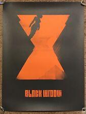 Black Widow Scarlett Johansson Avengers Print Movie Poster Mondo David Moscati