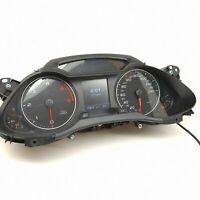 Audi A4 S4 B8 Diesel Km/H Compteur de Vitesse Instrument Cluster Speedo
