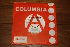 """PETER AND GORDON NOBODY I KNOW b/w YOU DON'T HAVE TO COLUMBIA DEMO 7"""" BEATLES"""