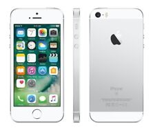 NEW SILVER FACTORY UNLOCKED 32GB APPLE IPHONE SE AT&T T-MOBILE GSM PHONE HG38