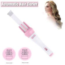 Automatic Hair Curler Wand Hot Ceramic Rotating Beach Waver Iron 360 ° Rotation
