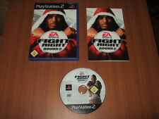 Fight Night Round 2 für Sony Playstation 2 / PS2