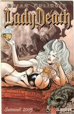 Brian Pulido's Lady Death Swimsuit 2005     New Avatar 34p Feb 2005 Comic