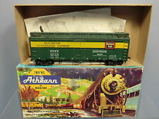 ATHEARN  MODEL No.1610 BURLINGTON REFRIGERATOR EXPRESS REEFER VAN' VN  MIB