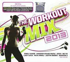 VARIOUS ARTISTS - THE WORKOUT MIX 2013 NEW CD