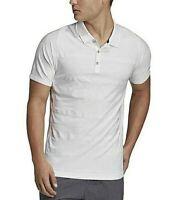 ADIDAS Men's TENNIS Mcode / Matchcode White Polo Shirt NWT $65 M - Gift