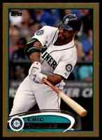 2012 Topps Update Gold Eric Thames /2012 #US84 *Noles2148* CShip