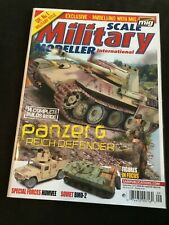 Scale Military Modeller Intl Panzerg Reich Defender Sep 2015 UK FREE SHIPPING