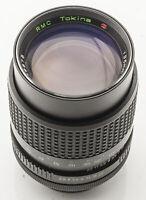 RMC Tokina 1:2.8 135mm 2.8 135 mm - Canon FD