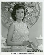IDA LUPINO PORTRAIT KRAFT SUSPENSE THEATRE ORIGINAL 1963 NBC TV PHOTO