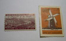 Californa San Fransicso: 1939 Golden Gate Exhibition and Golden Gate Park