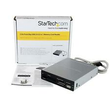 StarTech 3.5 pollici davanti Bay 22-in - 1 USB 2.0 interno Multi Media scheda di memoria