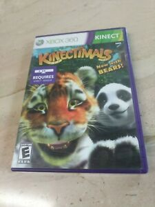 Kinectimals Now With Bears! Xbox 360 Kinect