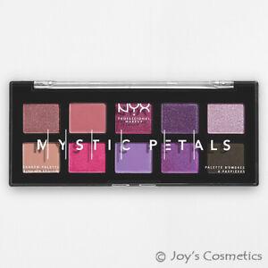 "1 NYX Mystic Petals Shadow Palette "" MPSP01 - Midnight Orchid "" Joy's cosmetics"