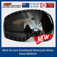 OTG Ski Goggles Double Layers Anti-fog Adult Snowboard Snow Skiing Glasses Uv400