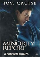 DVD Minority Report Tom Cruise NEUF