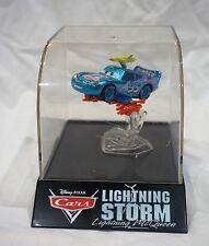 Disney Pixar Cars Comic Con 2008 Metallic Lightning Storm In Plastic Case NEW