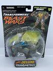 Transformers Beast Wars Transmetals Rhinox 1997 Action Figure NEW MOSC Gray/Blue