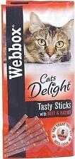 Webbox Cat Sticks Beef & Rabbit 6stk