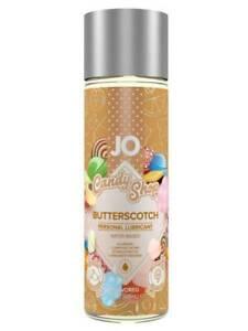 JO H2O Candy Shop Butterscotch Lubricant