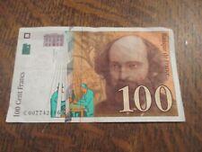 beau billet cent francs CEZANNE 1997 C007742896