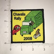 Chavalla Rally Patch - 2008