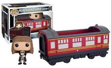 Harry Potter - Hogwarts Express carro + Hermione Granger POP RIDES Funko